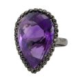 Purple Reign Ring