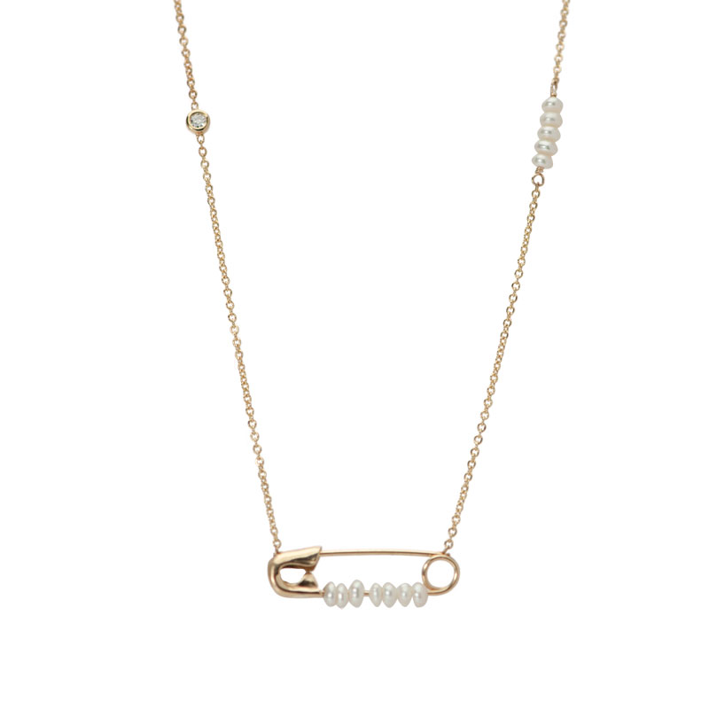 The Friendship Pin Necklace