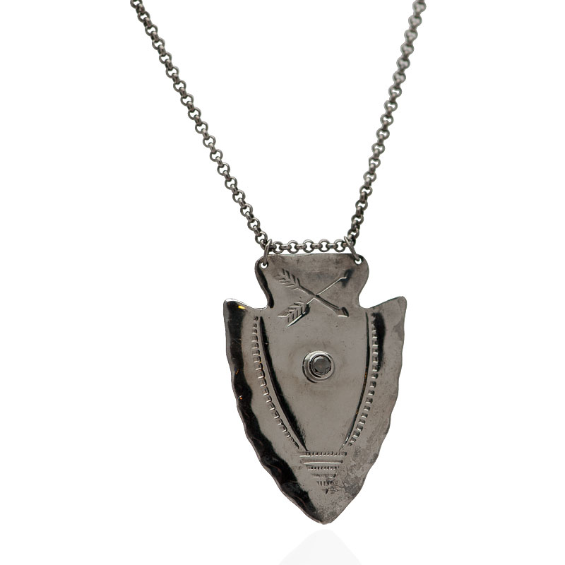 The Spearhead Necklace
