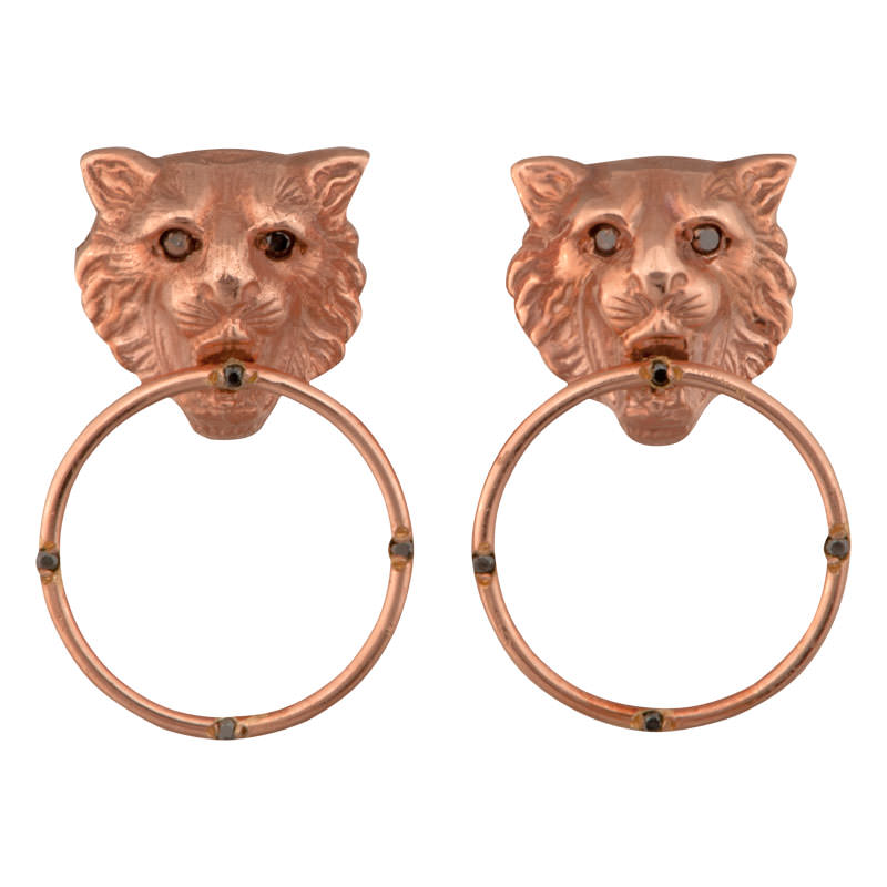 The Gatekeeper Earrings